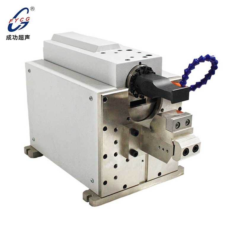 Ultrasonic metal welding