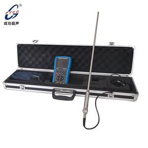 Ultrasonic sound intensity measuring instrument