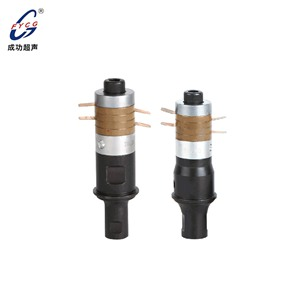 Ultrasonic Transducer Used For Plastic Welding Machine