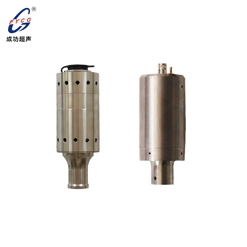 Transducer for metal welding